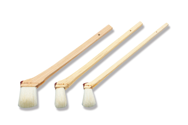 白竹刷毛(12本入)
