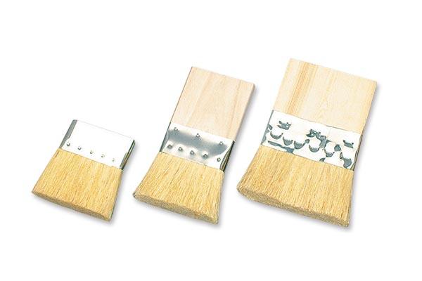 アスファルト刷毛 A型(厚口)(10本入)