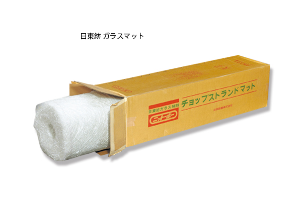 日東紡 ガラスマット(両耳・片耳)