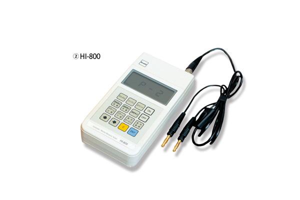 ②コンクリートモルタル 水分計 HI-800