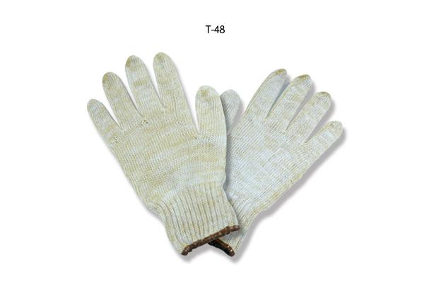 アラミド手袋(耐切創手袋)T-48