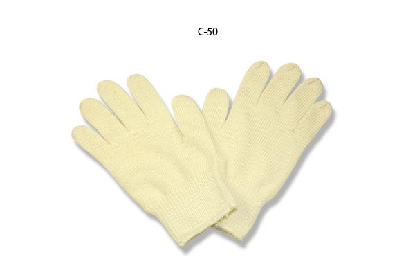 アラミド手袋(耐切創手袋)C-50