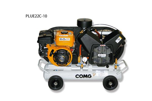 COMG コンプレッサー(オイルタイプ)PLUE22C-10