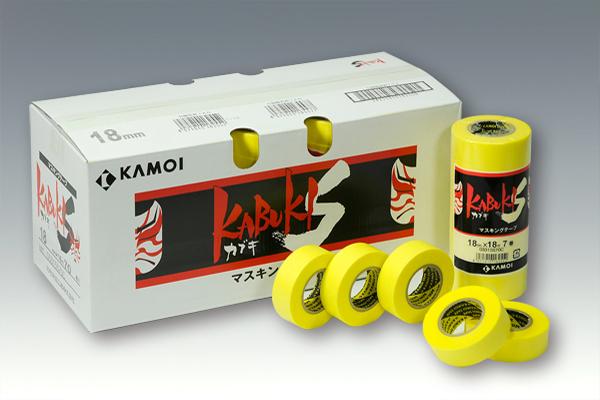 カモ井テープ KABUKI-S 50mm(20巻入)