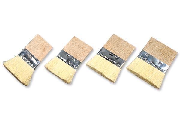 アスファルト刷毛 関西型(合板付)