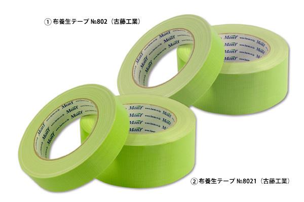 布養生テープ No.8021(古籐工業)