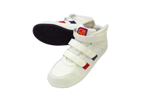ミドルカット安全靴 No.6545 ホワイト