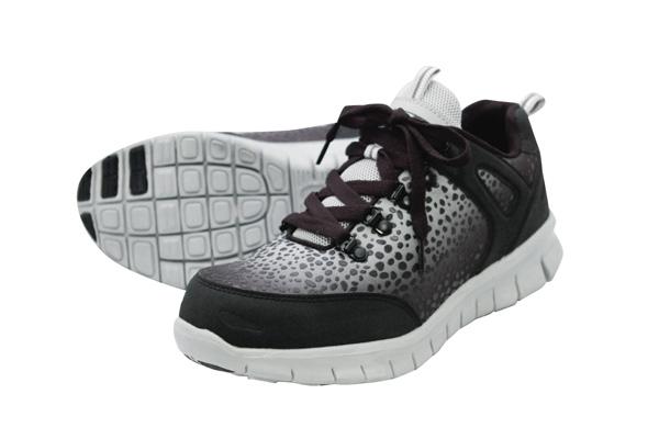 グラデーション安全靴 No.6505 グレー