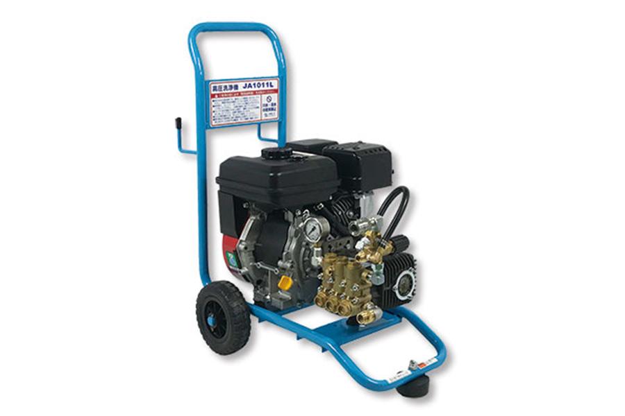 フルテック 高圧洗浄機 JA1011L(コンパクト型)