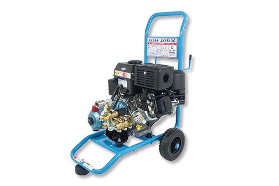 フルテック 高圧洗浄機 JX1513G(コンパクト型)