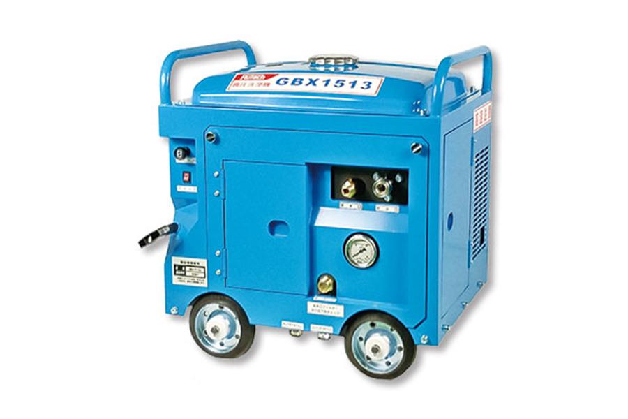 フルテック 高圧洗浄機 GBX1513(防音型) 30D