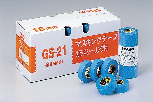 カモ井テープ GS-21