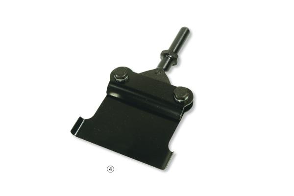 ④マキタ電動ケレン HK1810用スクレーパーアッセンブリ