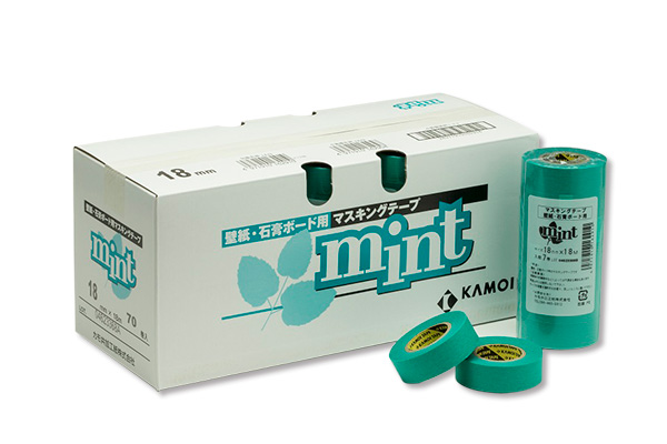 カモ井テープ ミント