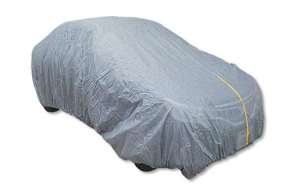 防水不織布自動車養生カバー(ワンボックス用LL)