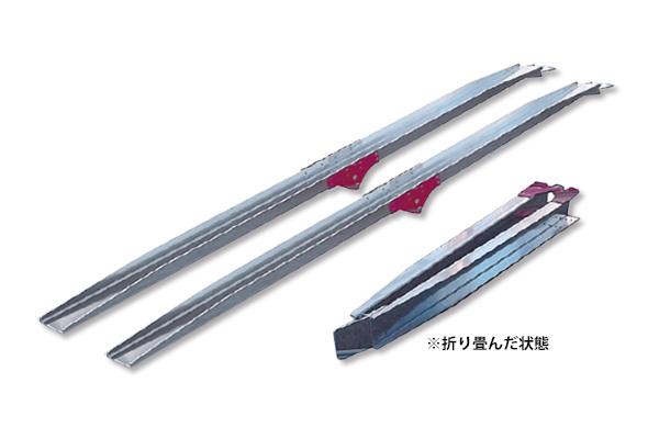 アルミ積荷レール 100W×5t(2本組)