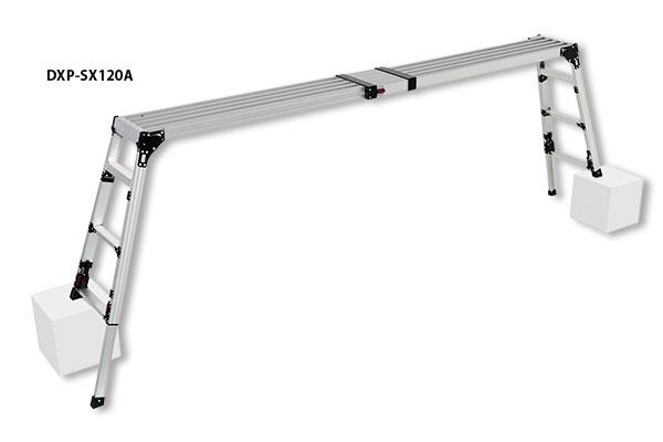PiCa 4脚アジャスト式足場台 DXP-SX120