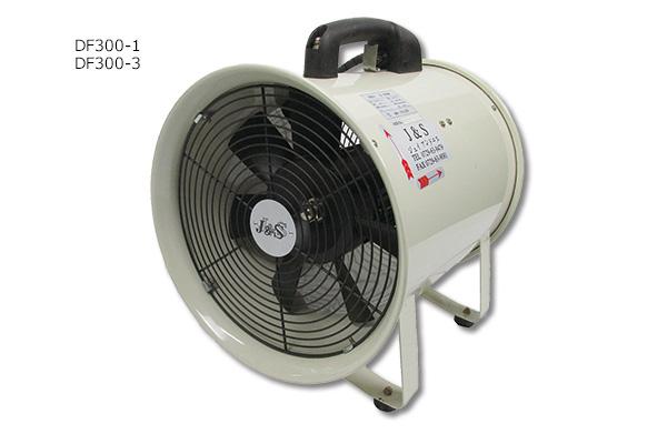 J&S ダクトファン DF300-3