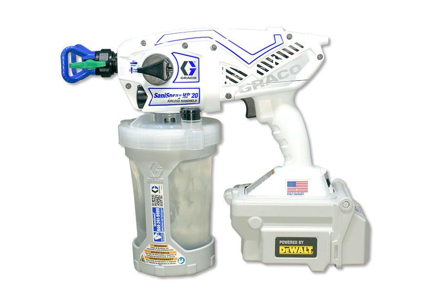 Sani Spray HP20(サニスプレー HP20)
