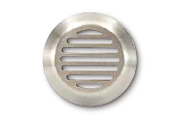 ステンレスオーバーフロー管カバー