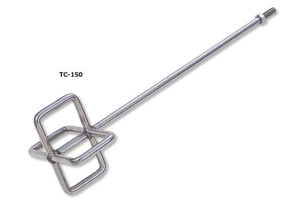 トモサダ カクハン羽根(軸一体型) ステンレス