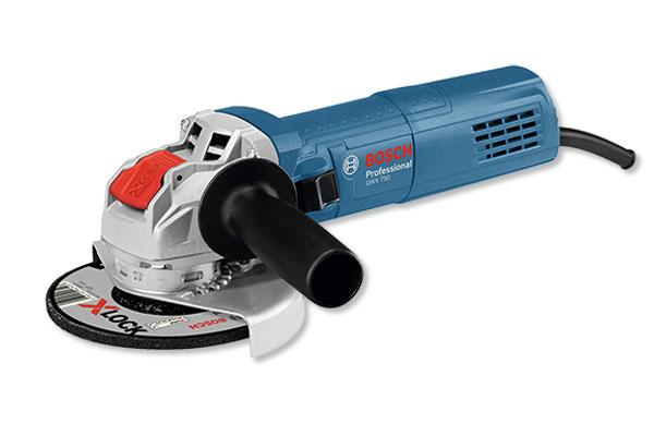ボッシュ ディスクグラインダー GWX750-125S