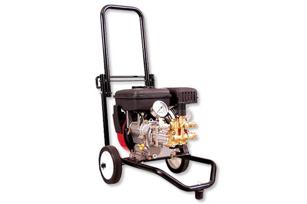 精和産業 ガソリンエンジン型 コンパクト高圧洗浄機 EC-1010