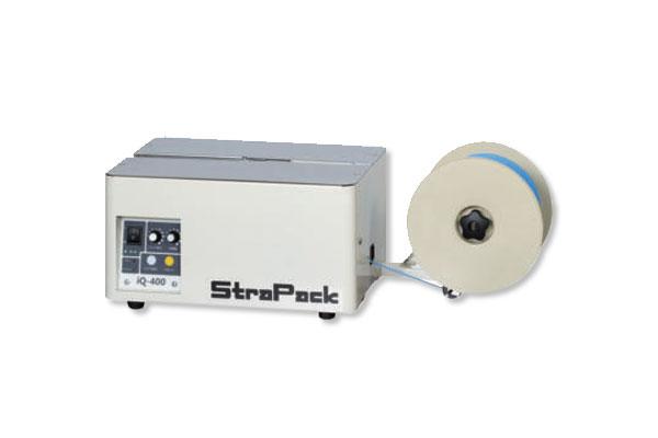ストラパック 半自動梱包機 iQ-400DT