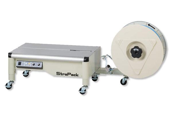 ストラパック 半自動梱包機 iQ-400LB