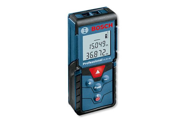 ボッシュ レーザー距離計 GLM40