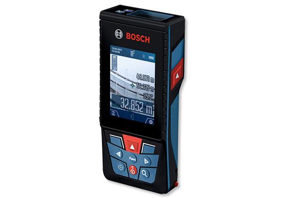 ボッシュ データ転送レーザー距離計 GLM150C